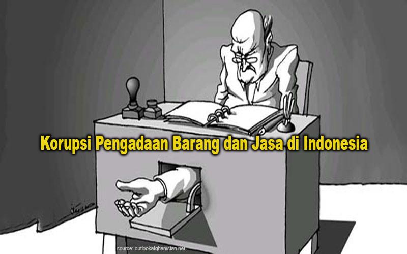 korupsi pengadaan